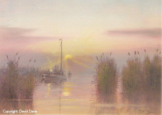 Breydon Water (Daybreak-David Dane)