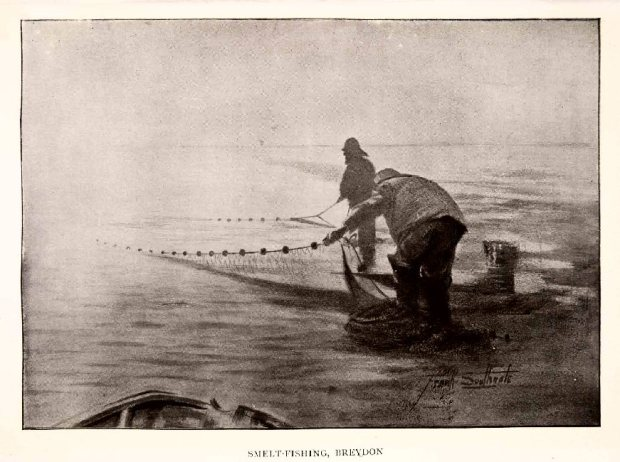 Breydon Water (Smelt Fishing 1906)