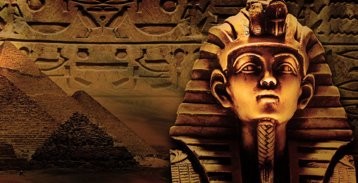 A Ghostly Tale: A Pharaoh's Curse?