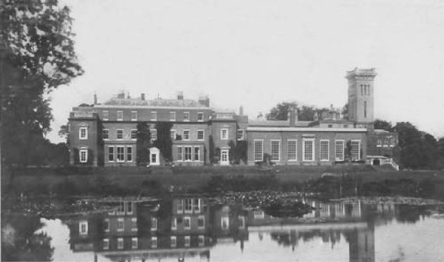 Didlington Hall (copyright of, J. Clark )1