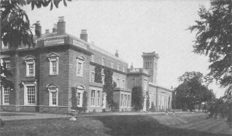 Didlington Hall (copyright of, J. Clark )2