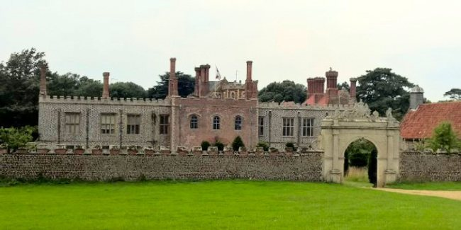 Hunstanton Hall (c. Stella Gooch)