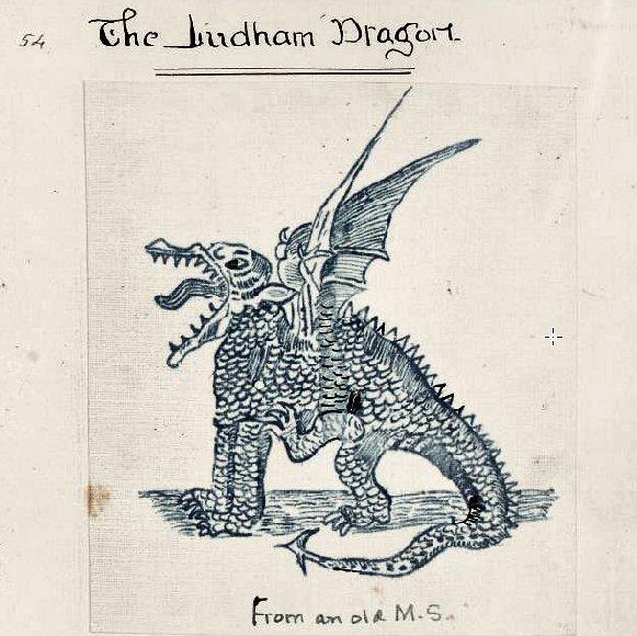 Ludham Dragon (Dragon)