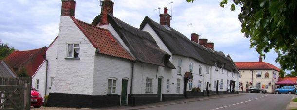 Ludham Dragon (Village)