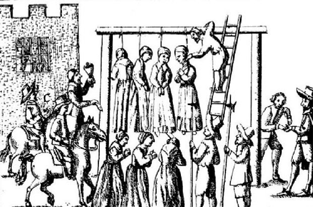 Matthew Hopkins (Hanging)1