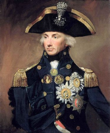 Nelson Pickled (wikipedia. Horatio Nelson)