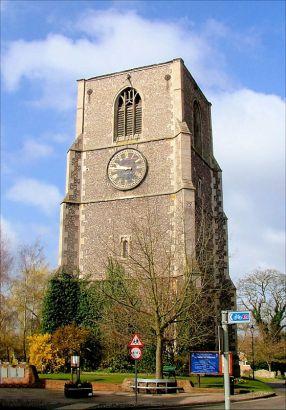 St Nicholas Tower (Dereham)1