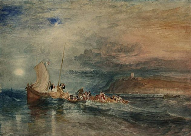 Weybourne Whistler (Turner Painting)
