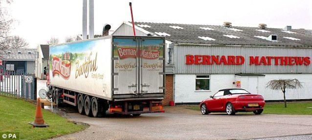 Bernard Matthews (factory)