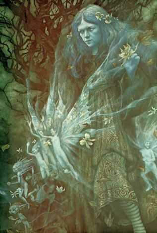 Halloween (Twilight by Brian Froud)