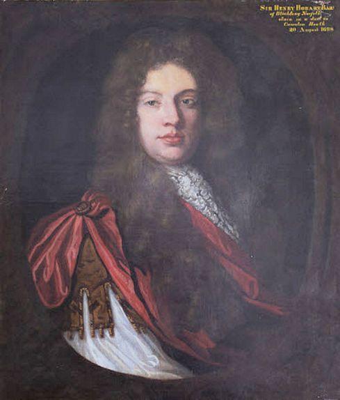 Last Duel ( Henry Hobart, 4th Baronet)