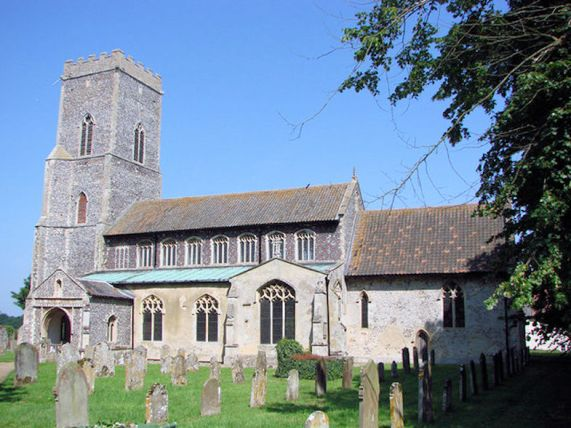 Last Duel ( St Mary's Church, Witchingham)1