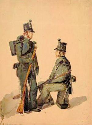 Norfolk Militia (1822)1