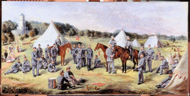 Norfolk Militia (3rd Volunteer Battalion 1861)