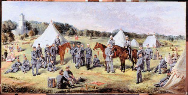 Norfolk Militia (3rd Volunteer Battalion 1861)
