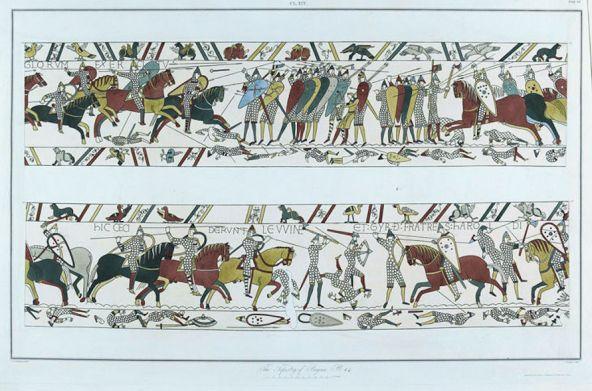 Norfolk Militia (Battle of Hastings)