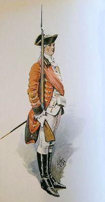 Norfolk Militia (Officer 1759)