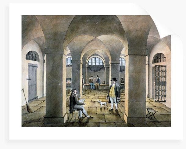 Sheward (Horsemonger Lane Prison)1