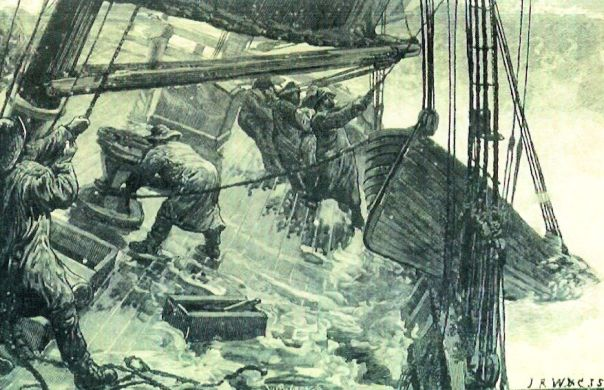 Craske (Fishing out of Grimsby)