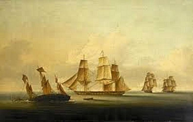 HMS Lutine (Arrow)1