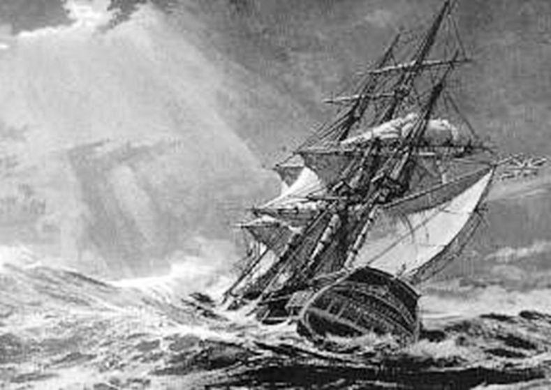 HMS Lutine (In Distress)1