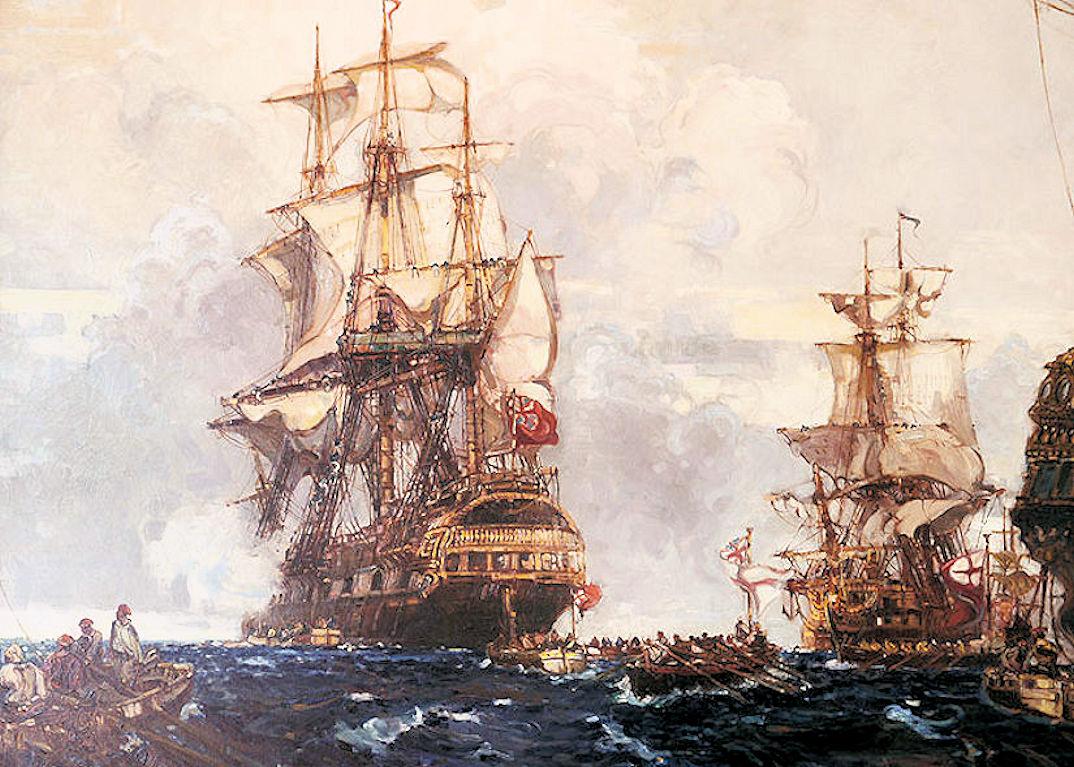 Mystery Surrounding HMSLutine
