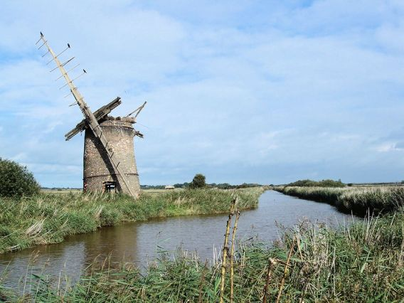 Literary Norfolk (Brograve Mill)