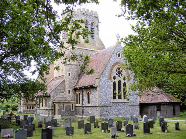 Hopton 6 (St Margaret's Church)