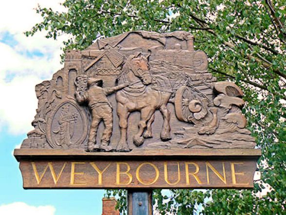 Weybourne Walk (Village Sign)