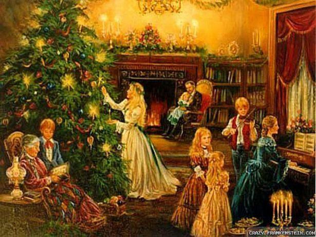 Debunking Myths (Christmas Tree)