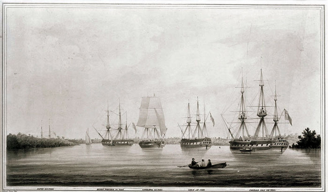 Swing Riots (Convict Ships)