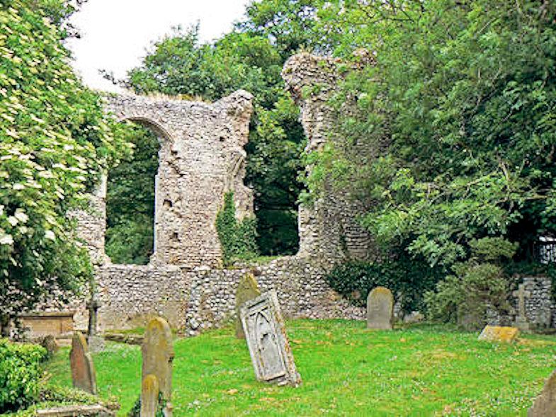 Weybourne Walk (church_priory)