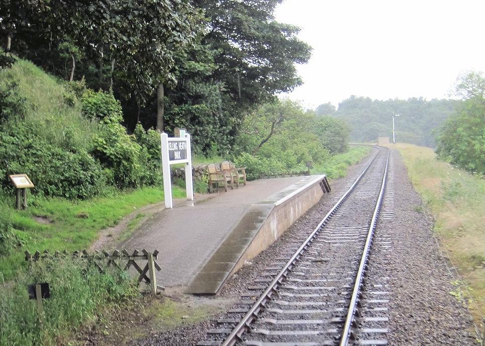 Weybourne Walk (Kelling Heath Station)