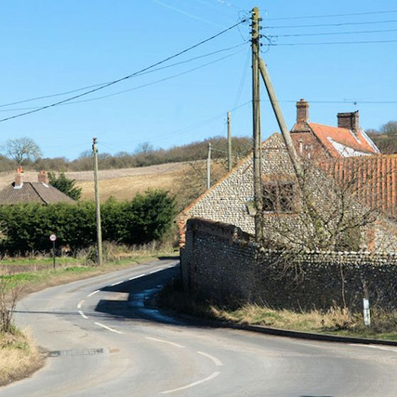 Weybourne Walk (Kelling Village)