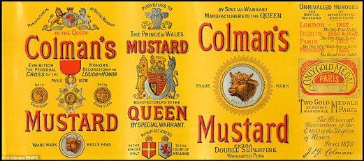 colmans (label 1884)