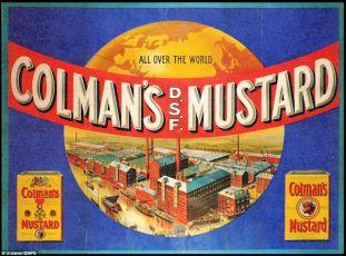 colmans (label 1905)