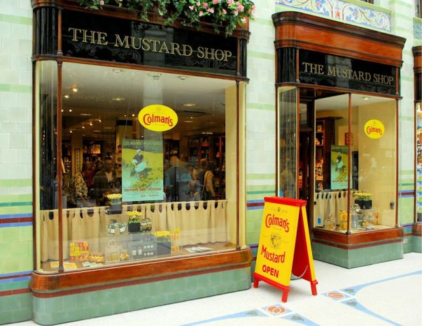 colmans (mustard shop)