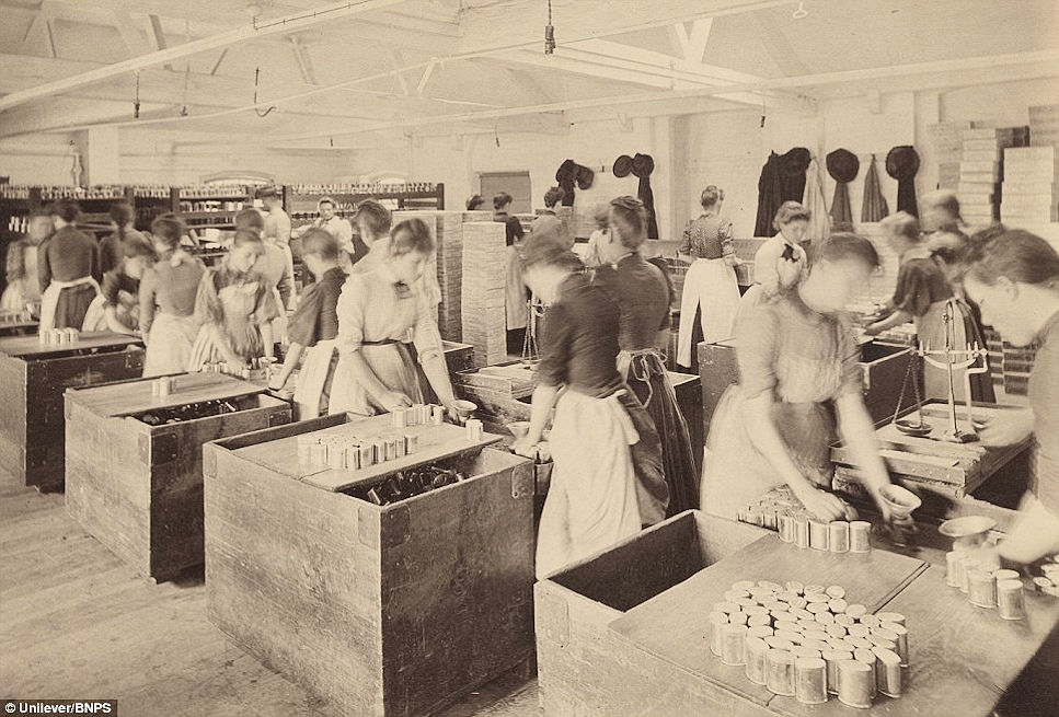 colmans (packing 1910)