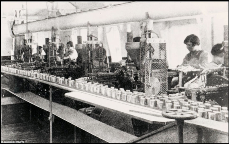 colmans (packing 1920)