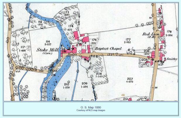 colmans (stoke map 1880)