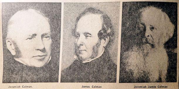 mustard revolution (colmans dynasty)