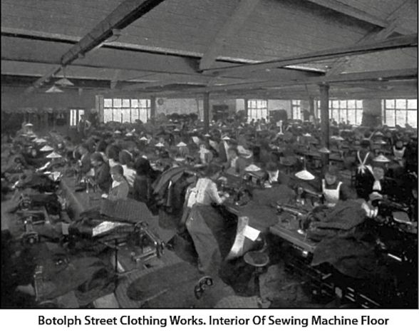 Chamberlins (Sewing)