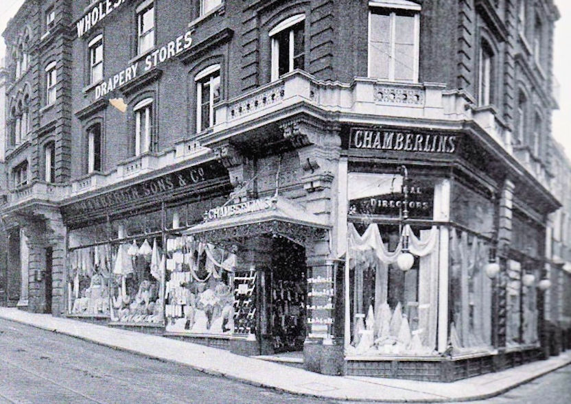 """Chamberlin's: """"Value and Reliability!"""""""