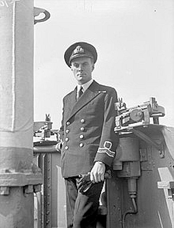 HMS Umpire (Edward Preston Young)