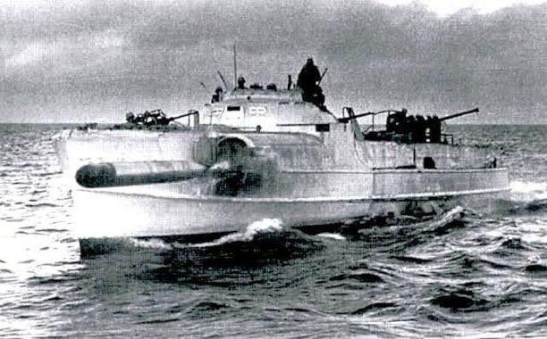 HMS Umpire (German E-Boat)