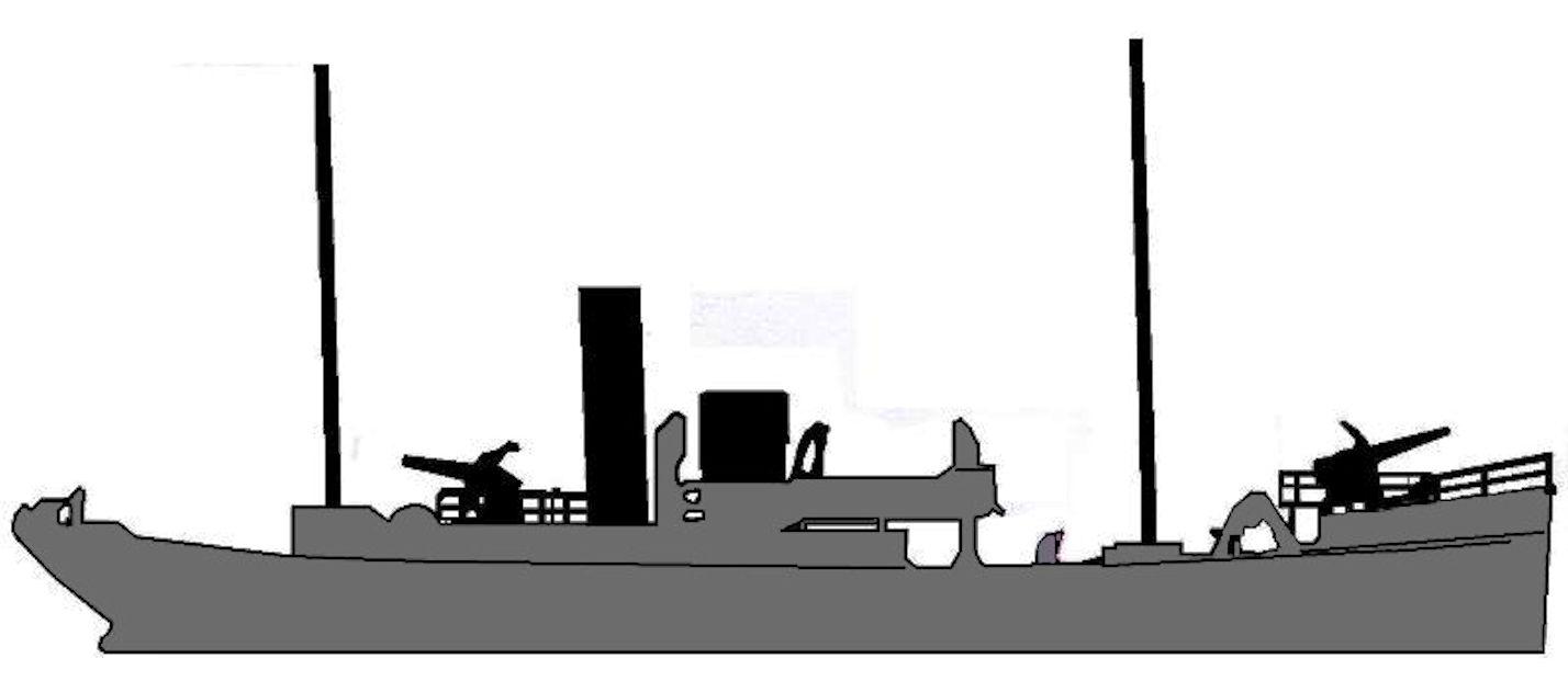 HMS Umpire (HMTrawler_Peter Hendricks)