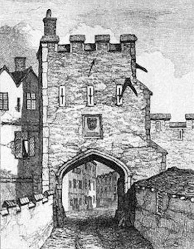 Norwich Gates 1