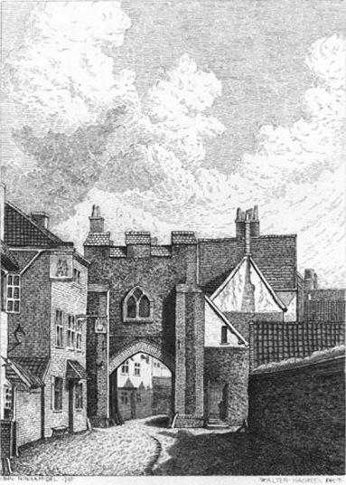 Norwich Gates 2