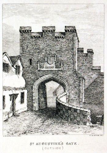 Norwich Gates 3