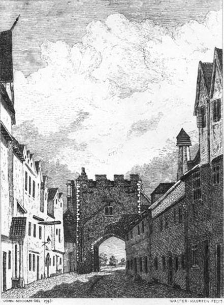 Norwich Gates 4